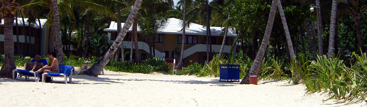 Bávaro Princess, resort en Punta Cana (Rep. Dominicana)