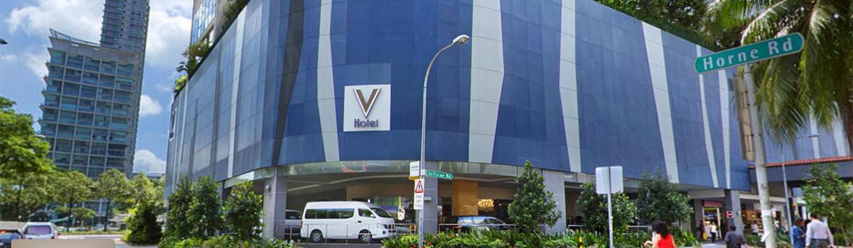 Hotel V Lavender Singapur, un agradable hotel.