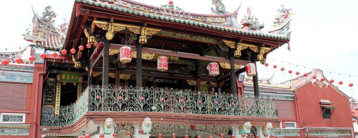 Visitar George Town en Malasia
