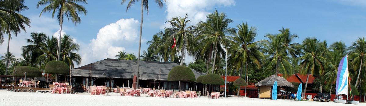 Meritus Pelangi Beach Resort, un gran hotel en Langkawi