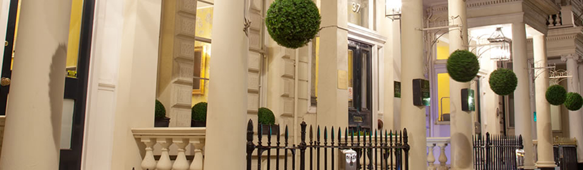 Georgian House Hotel: Un hotel céntrico en Londres