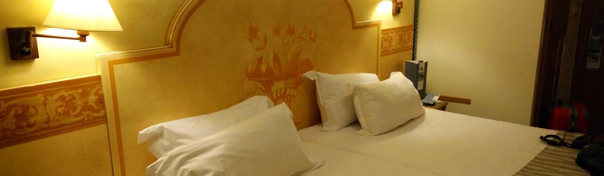 Hotel eurostars regina en Sevilla
