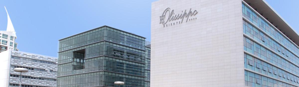 Olissippo Oriente un buen hotel en Lisboa