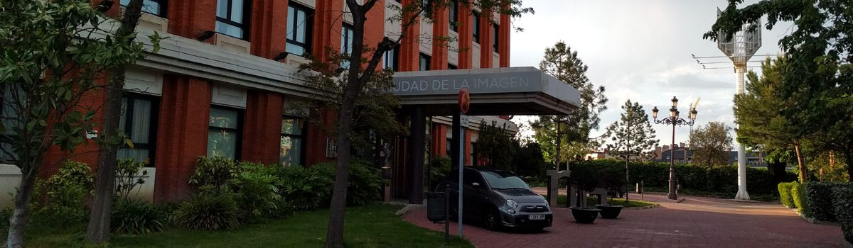 Hotel NH Ciudad de la Imagen – Pozuelo de Alarcón