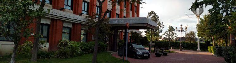 Hotel NH Ciudad de la Imagen - Pozuelo de Alarcón