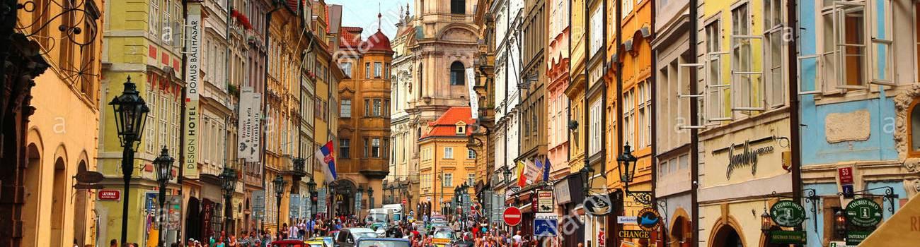 Mala Strana. Un paseo por el Barrio antiguo de Praga