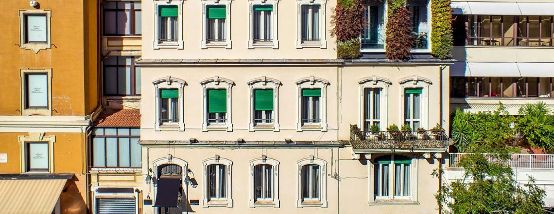 The B Place, un hotel barato en el centro de Roma