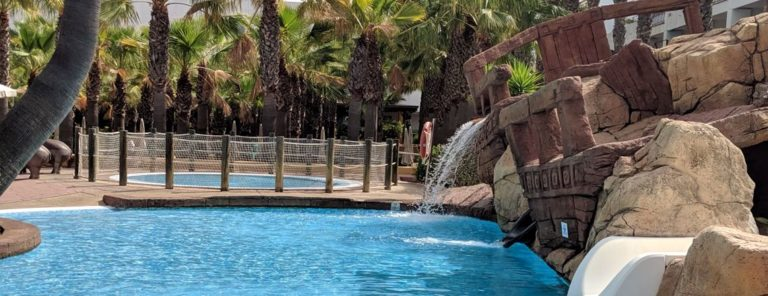 Hoteles para ir con niños en Andalucía