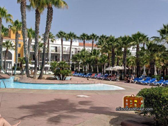Vacaciones con niños en hoteles famliares
