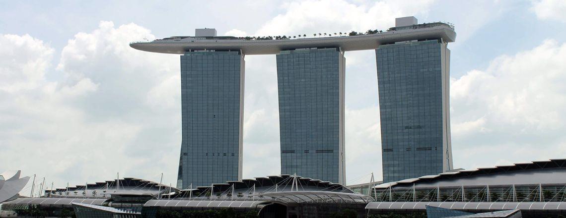 Volar a Singapur con Air Asia