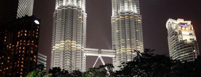 Viajajr a Malasia y Singapur