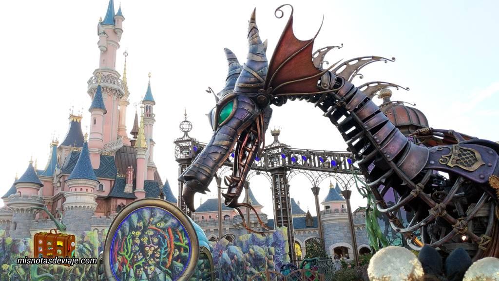 La forma más rápida de llegar a Disney París