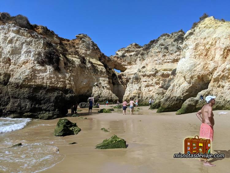 Praia da Prainha, una de las mejores playas del Algarve