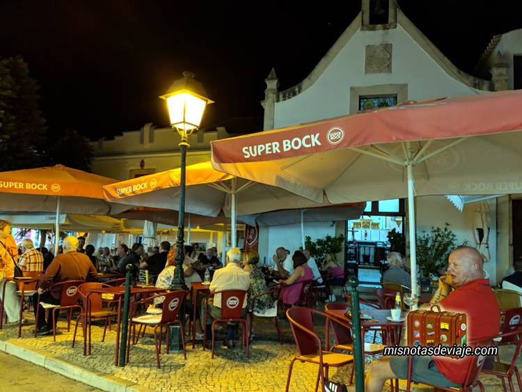 Alvor, pueblo del Algarve Portugués